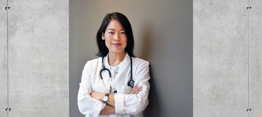 Dr. Sophie Chung from Qunomedical