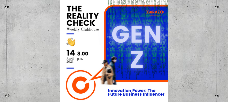 The Reality Check: Innovation Power and the New Business Influencer