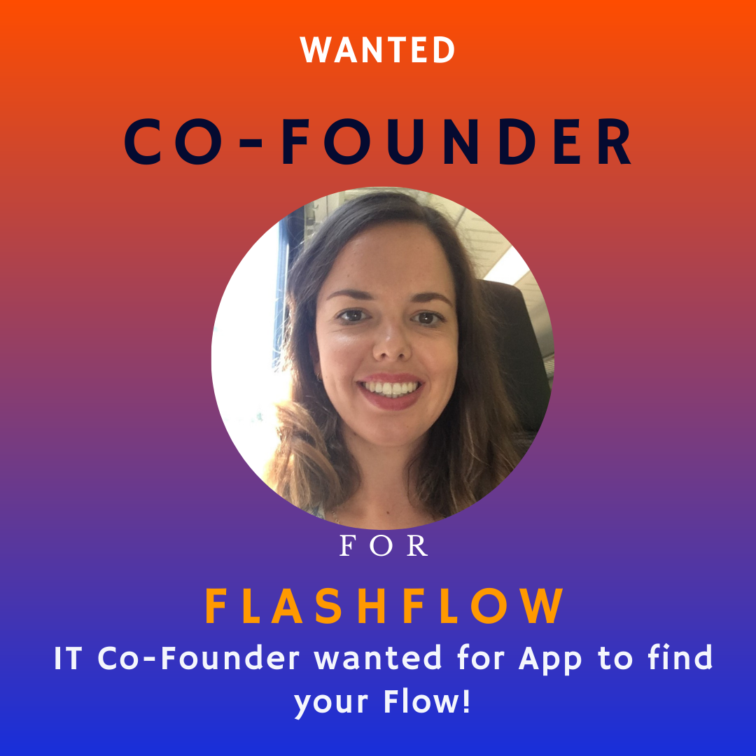 IT Co-Founder wanted for FlashFlow