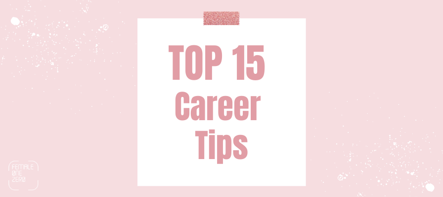 15 Pro Tips for Women in Business