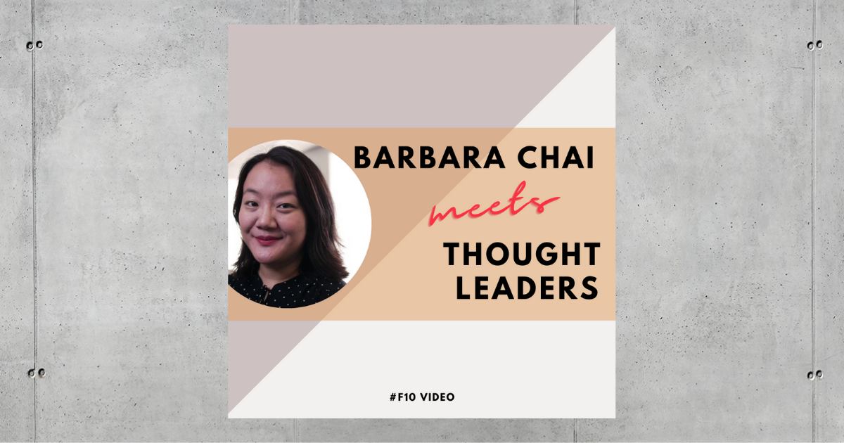 Barbara Chai Meets Thought Leaders: Vol. 1 with Jim McKelvey