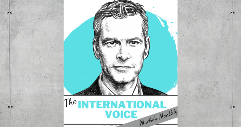 The International Voice: Christian Muche in Diversity and Inclusion