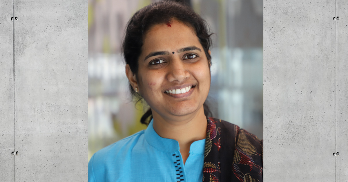 Lab Top – 7 Questions for Women in Tech: Kavitha Rajamani